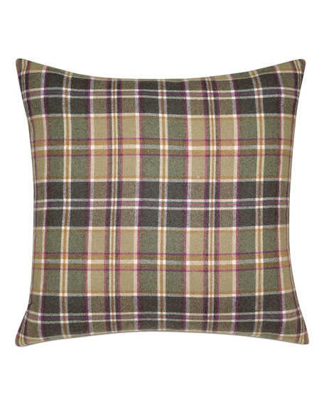 Eastern Accents Elgin Olive Decorative Pillow
