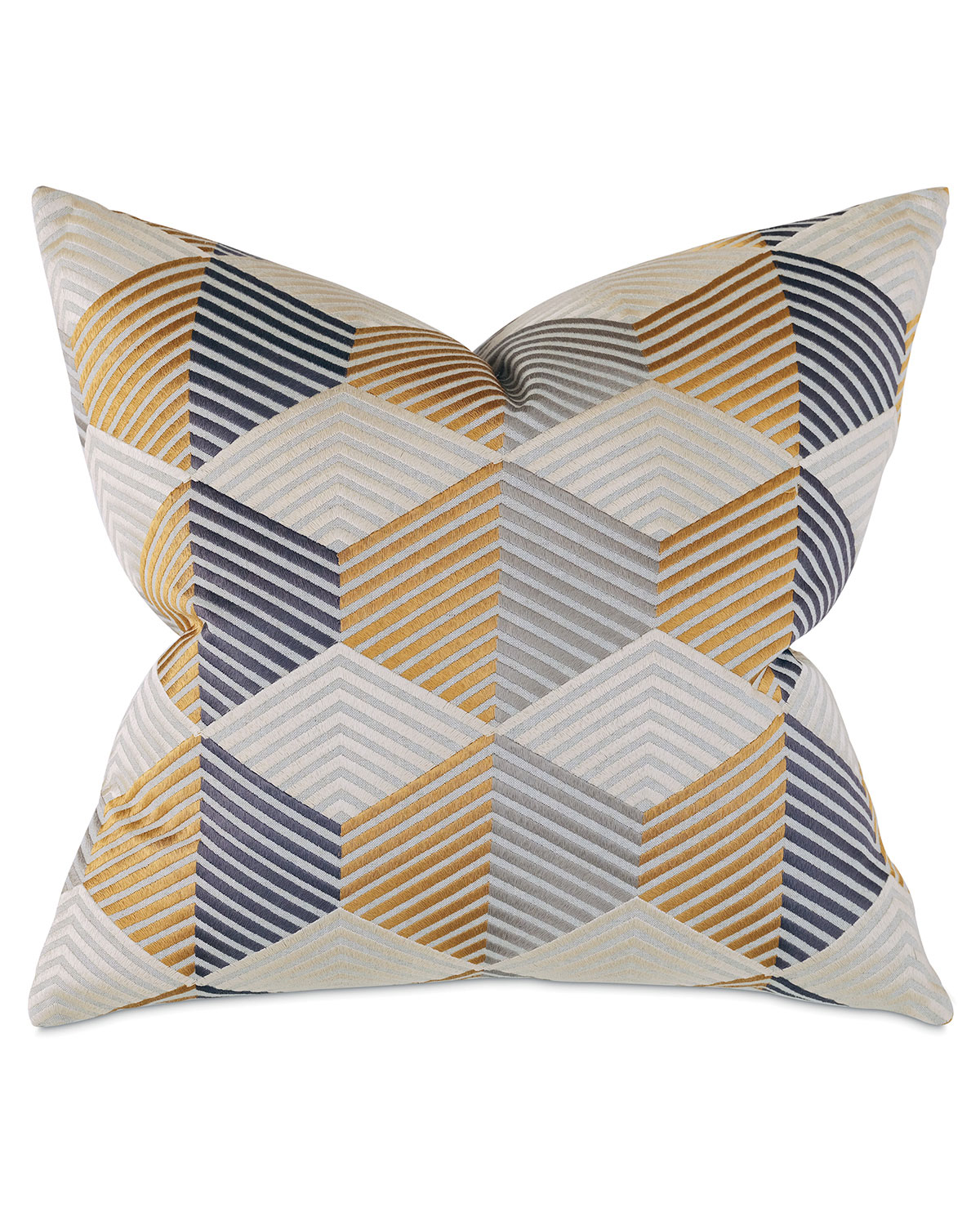 Eastern Accents Etude Zigzag Decorative Pillow
