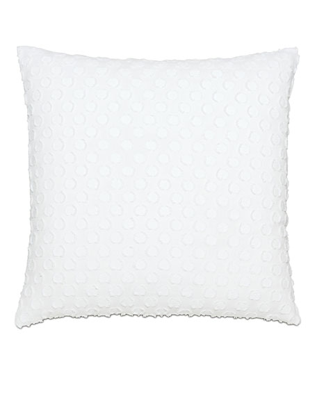 Eastern Accents Lilla Polka-Dot Decorative Pillow
