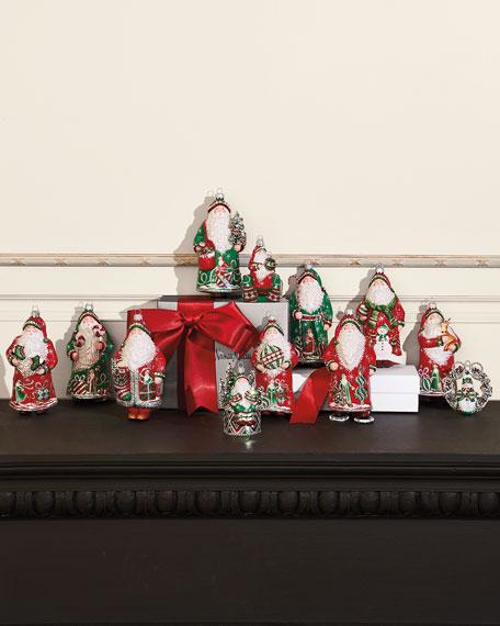 Patricia Breen Snow and Magic Ornament