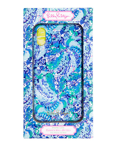 Wave After Wave iPhone X/XS Max Case