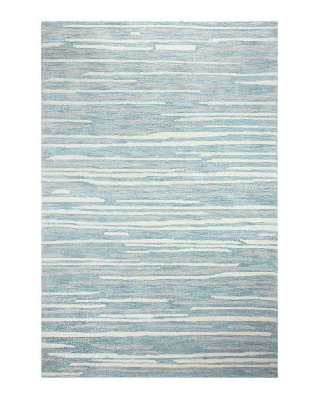Lake Sumner Hand-Tufted Rug, 8' x 10'