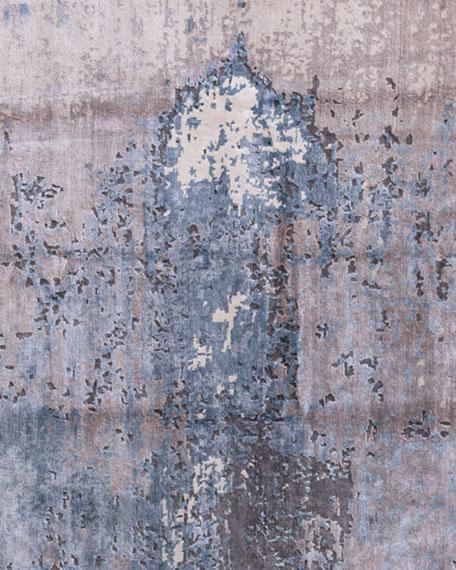 Lili Alessandra Bianca Light Blue, 10' x 14'
