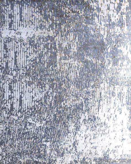Lili Alessandra Skylar Sterling Rug, 9' x 12'