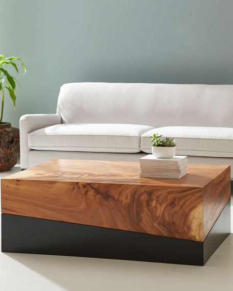 The Phillips Collection Geometry Side Table
