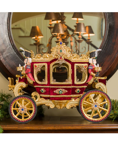 Gifts of Christmas Carriage