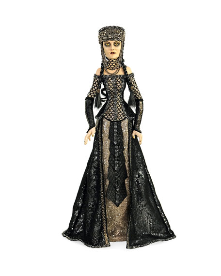 "Katherine's Collection Duchess of Doom, 24"""