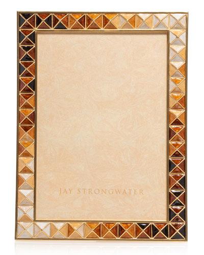 Topaz Pyramid Frame  5 x 7