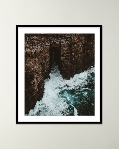 "Four Hands Art Studio ""Waterfall"" Giclee Art by Annie Spratt"