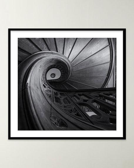 "Four Hands Art Studio ""Snail"" Giclee Art by Stefan Dietze"