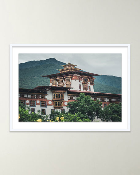 "Four Hands Art Studio ""Bhutan I"" Giclee Art by Joe Mania"