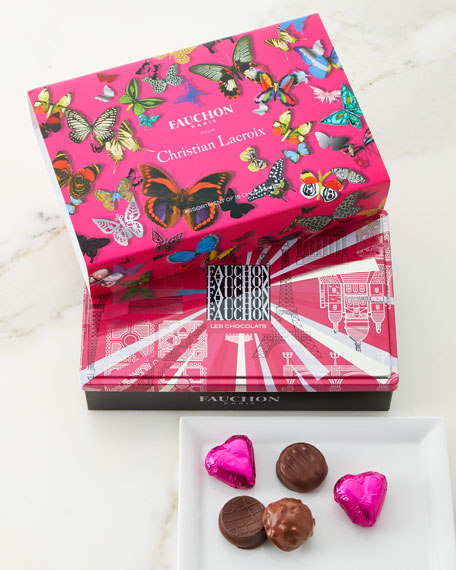 Fauchon Assortment Of 15 Chocolates Box, 160 g