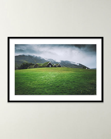 "Four Hands Art Studio ""Iceland"" Giclee Art by Ferdinand Stohr"