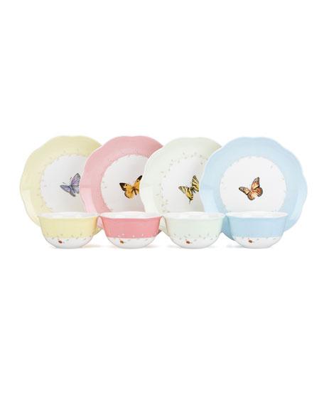 Lenox Butterfly Meadow Dessert Bowls, Set of 4