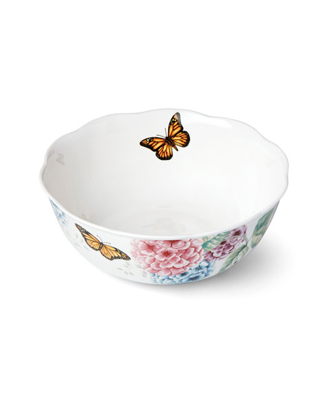 Lenox Butterfly Meadow Serving Bowl