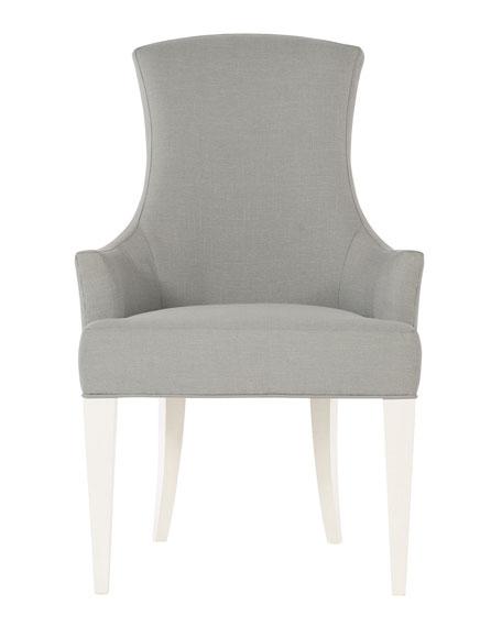 Bernhardt Calista Upholstered Arm Chair