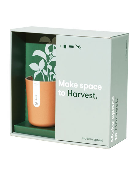 Image 3 of 3: Modern Sprout Live Well Gift Set Harvest