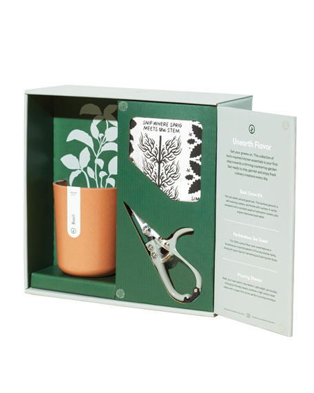 Image 1 of 3: Modern Sprout Live Well Gift Set Harvest