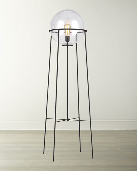 ED Ellen DeGeneres Atlas 1-Light Floor Lamp