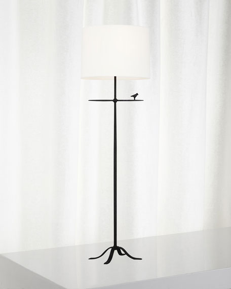 ED Ellen DeGeneres Caroline 1-Light Floor Lamp