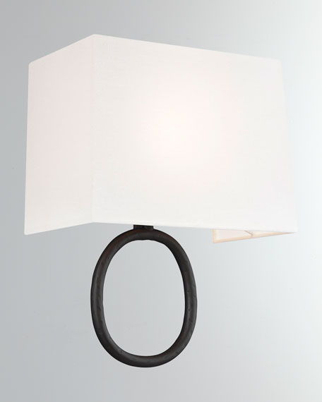 ED Ellen DeGeneres Indo 1-Light Wall Sconce