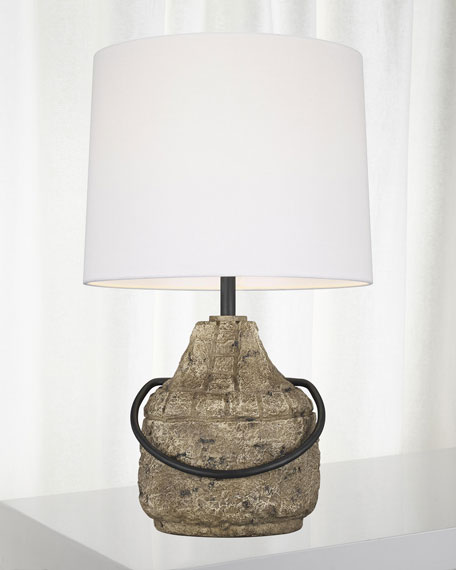 ED Ellen DeGeneres Augie 1-Light Table Lamp