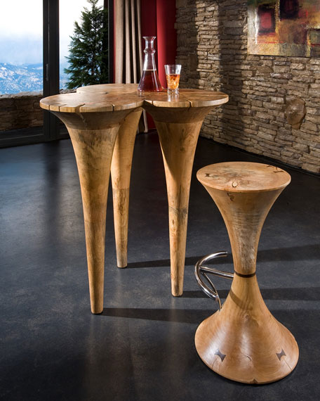 The Phillips Collection Butterfly Bar Table