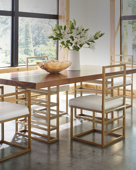 The Phillips Collection Ladder Dining Table