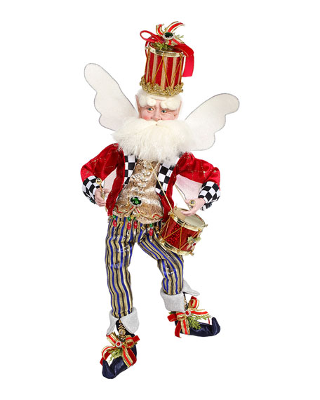 Mark Roberts Drummer Boy Holiday Fairy
