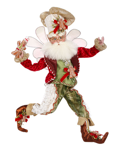 Mark Roberts Gingerbread Baker Holiday Fairy