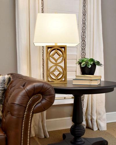 Lee Circle Table Lamp