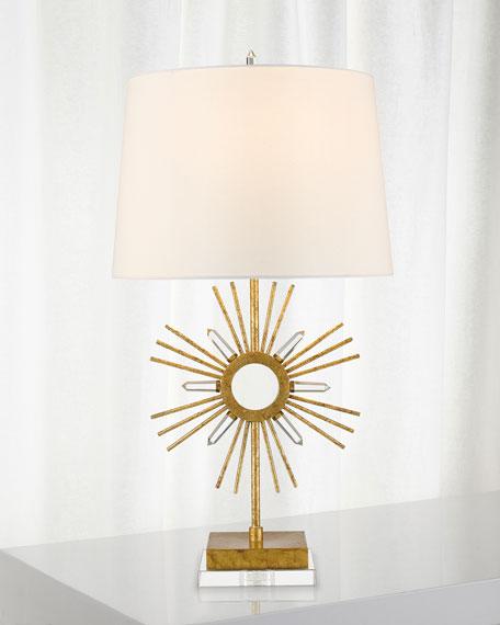 Lucas + McKearn Sun King Table Lamp