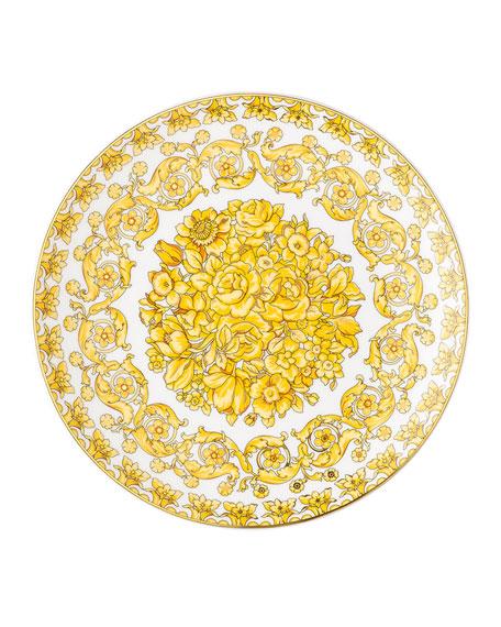 Versace Medusa Rhapsody Salad Plate