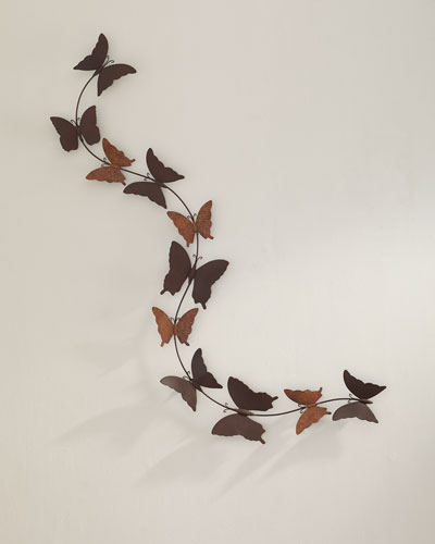 Butterfly Wall Grille