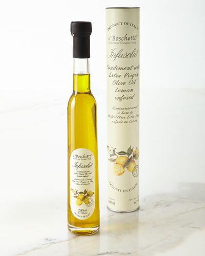 Lemon Infused Extra Virgin Olive Oil  200 mL