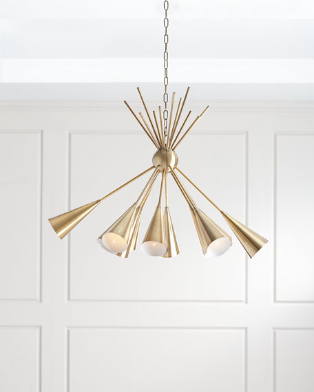 Image 2 of 2: Channing Chandelier
