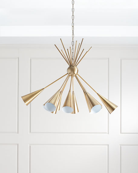 Image 1 of 2: Channing Chandelier