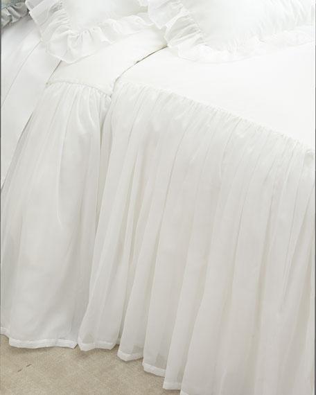 Sweet Dreams Carolina Queen Skirted Coverlet