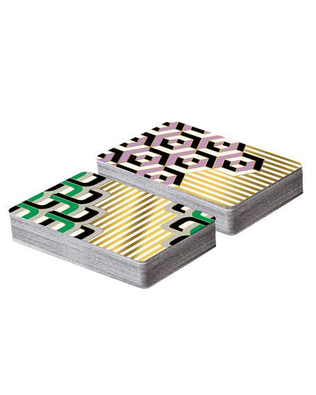 Hachette Book Group Jonathan Adler Versailles Playing Card Set