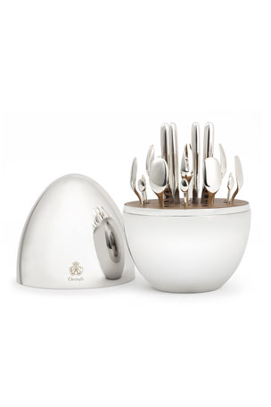 Christofle Mood Party Flatware Set