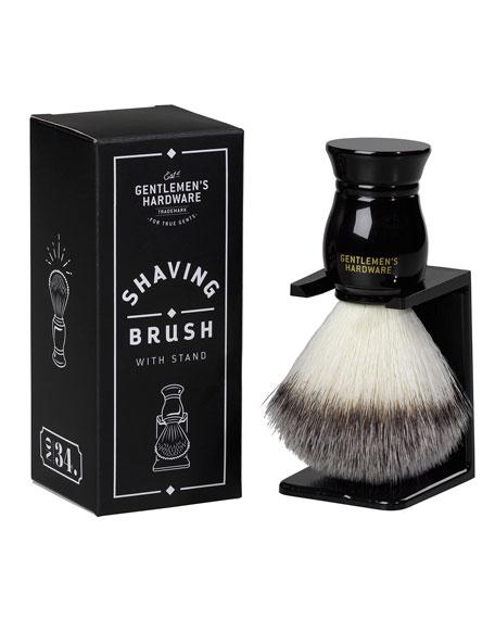Gentlemen?s Hardware Men's Shaving Brush and Stand
