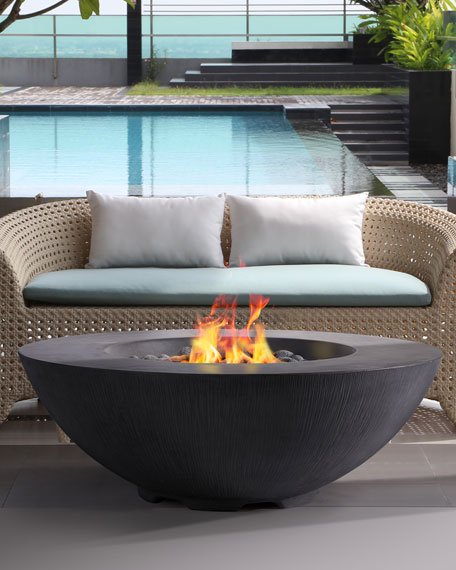 Pyromania Shangri-la Fire Table - Propane