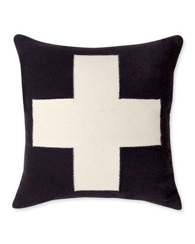 Pop Cross Pillow