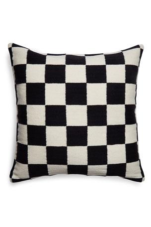 Jonathan Adler Pop Checkerboard Pillow