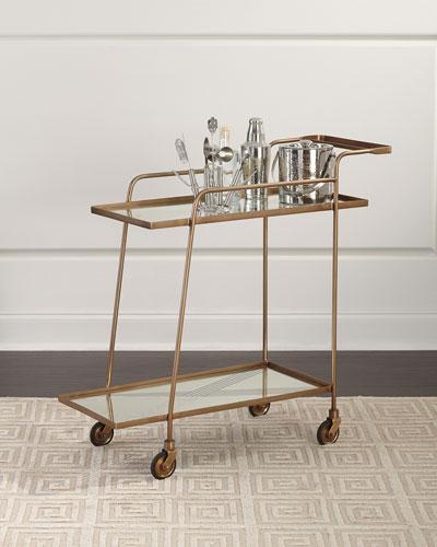 Odette Bar Cart