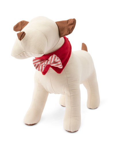 Holiday Large Dog Bow Tie