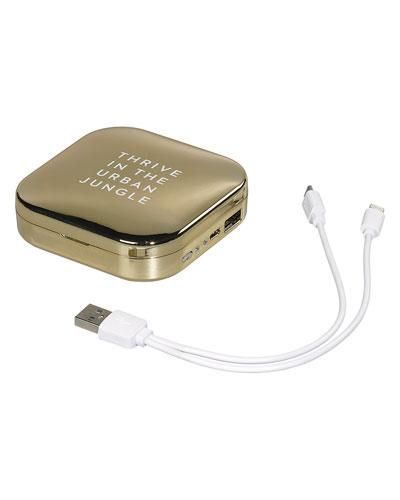 Power Bank & Mirror Compact Kit