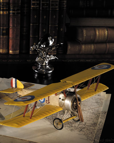 Sopwith Camel Model Plane  Small