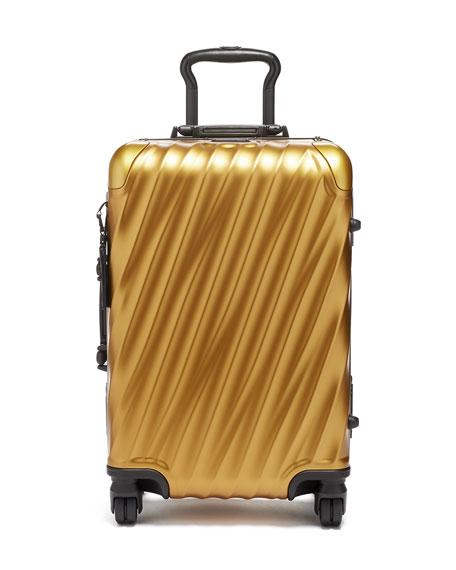 Tumi 19 Degree Aluminum International Carry-On Luggage