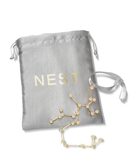 NEST Jewelry Pisces Zodiac Ornament